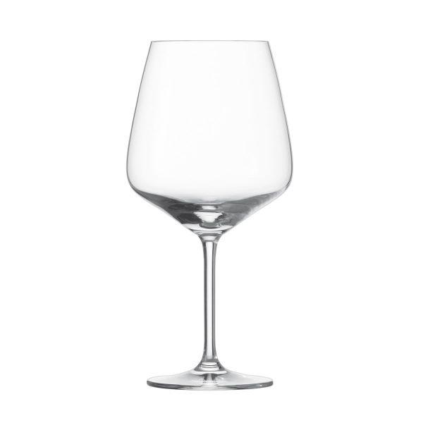 copa los vinos de Borgoña Uva tinta Pinot Noir y Gamay