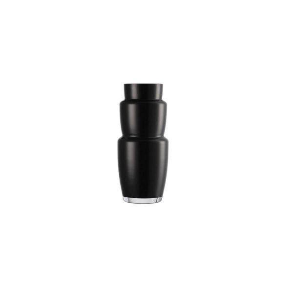 Florero MAXIME negro 333mm